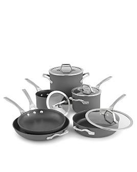 Calphalon - Signature Nonstick Cookware 10-Piece Cookware Set