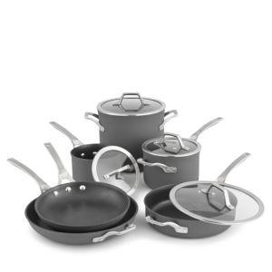 Calphalon Signature Nonstick Cookware 10-Piece Cookware Set