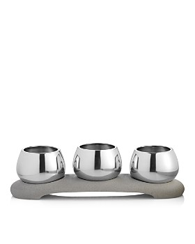 Nambé - Forte Condiment Trio Set