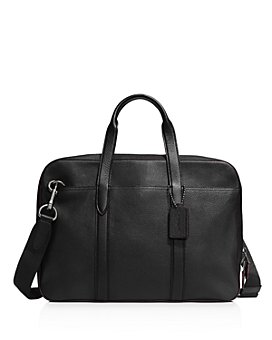 COACH - Metropolitan Brief in Pebbled Leather