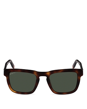 Salvatore Ferragamo Square Sunglasses, 50mm