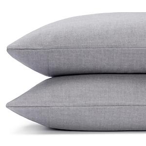 Ugg Flannel Luxe Herringbone Standard Pillowcase, Pair at Bloomingdale's