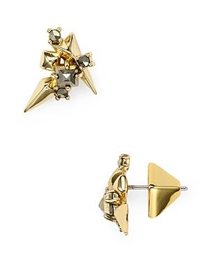 Alexis Bittar Embellished Stud Earrings