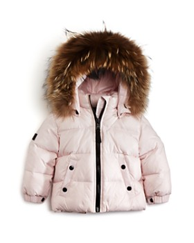 SAM. - Girls' Fur-Trimmed Snowbunny Jacket - Baby