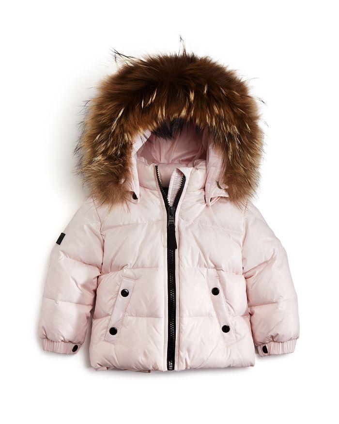 93cca701d SAM. Unisex Fur-Trimmed Snowbunny Jacket - Baby