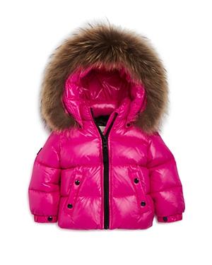 Sam. Unisex Snow Bunny Jacket - Baby