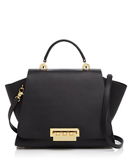 ZAC Zac Posen - Eartha Iconic Soft Top Handle Satchel