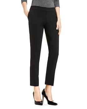 VINCE CAMUTO - Textured Ankle Pants