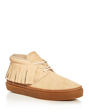 Clear Weather The One-o-One Fringe Chukka Boots