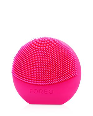 Luna Play Fun And Affordable Face Brush Fuchsia from FOREO
