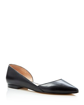Marc Fisher LTD. - Women's Sunny Pointed Toe d'Orsay Flats