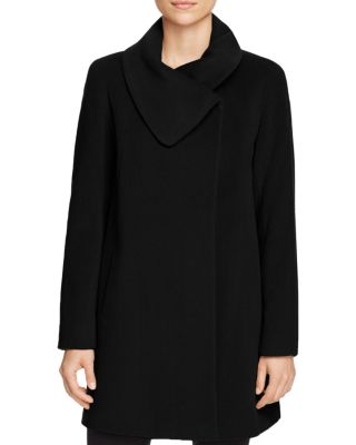 Cowl Neck Coat by Cinzia Rocca Icons
