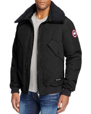 canada goose berwick bomber down jacket
