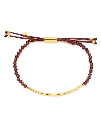 Gorjana - Garnet Energy Bracelet