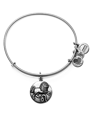Alex and Ani Leo Expandable Wire Bangle