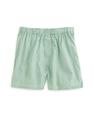 Vineyard Vines Boys' Garment Washed Whale Boxers - Big Kid