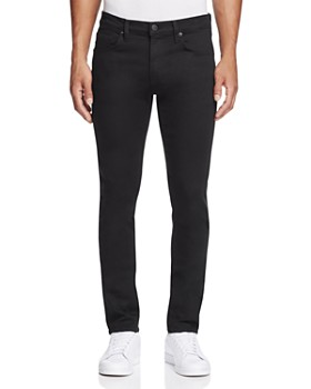 J Brand - Tyler Taper Athletic Fit Jeans in Seriously Black