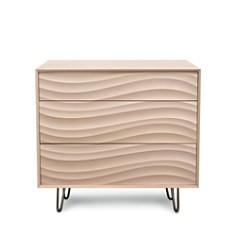 Bloomingdale's Artisan Collection - Wave 3-Drawer Dresser