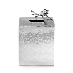 Michael Aram White Orchid Tissue Box Holder - Bloomingdale's_0
