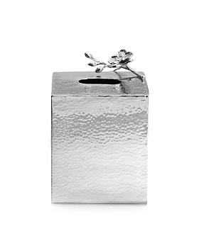 Michael Aram - White Orchid Tissue Box Holder