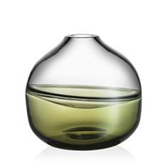 Kosta Boda Septum Green Vase - Bloomingdale's_0