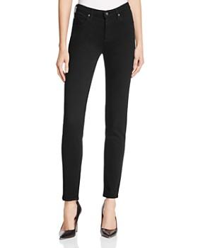 a1d2e8fcb06 AG - Prima Mid Rise Jeans in Black ...