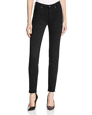 Prima Mid Rise Jeans in Black
