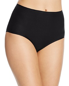 Chantelle - Soft Stretch One-Size High-Rise Briefs, Set of 5