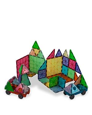 Magna-tiles Grand Prix 50-Piece Set - Ages 3+