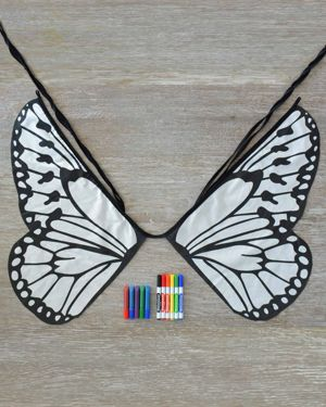 Seedling Design Your Own Butterfly Wings - Ages 3-7