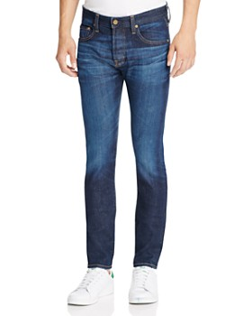 AG - 360 Denim Dylan Skinny Fit Jeans in 5 Years Outcome