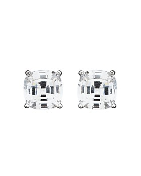 Crislu - Cubic Zirconia Stud Earrings