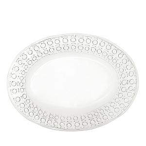 Vietri Forte Oval Platter - 100% Exclusive