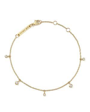 Zoe Chicco 14K Yellow Gold Bracelet with Diamonds
