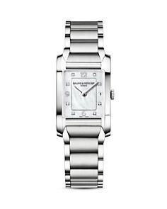 Baume & Mercier Hampton Diamond Watch, 34.5mm - Bloomingdale's_0