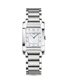 Baume & Mercier - Hampton Diamond Watch, 34.5mm