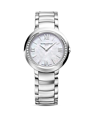 Baume & Mercier Promesse Diamond Watch, 30mm