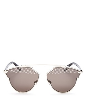 Dior - Women's So Real Mirrored Round Sunglasses, 59mm