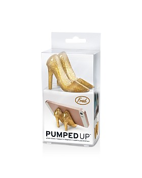 Fred & Friends - Pumped Up Glitter Phone Stand