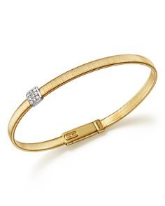 Marco Bicego - 18K Yellow Gold Masai Single Station Diamond Bracelet