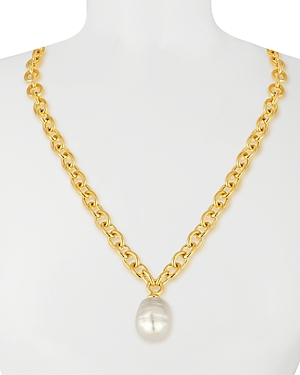 Majorica Simulated Pearl Necklace, 16