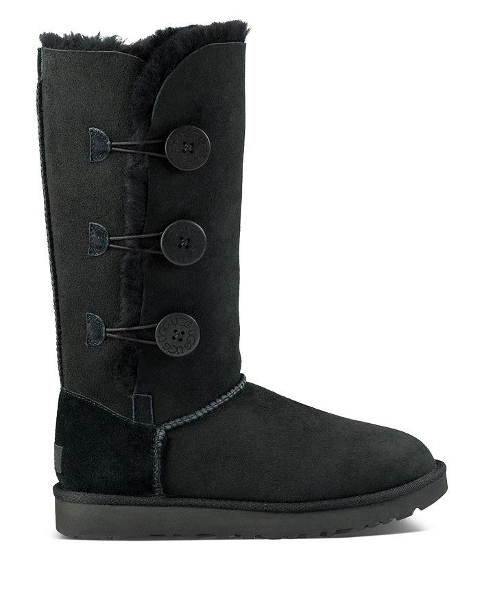 3089d6493a5 Bailey Button Triplet Sheepskin Mid Calf Boots