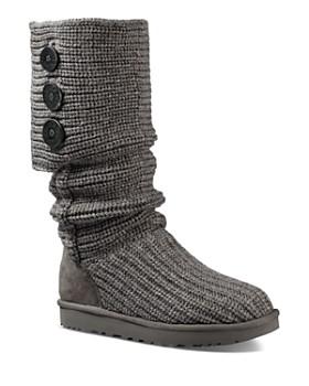 26901bcbaa15 UGG® - Women's Classic Cardy Tall Boots ...