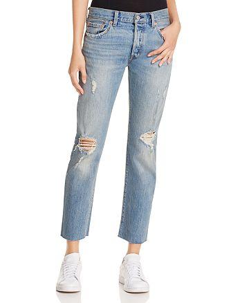 67cb2522f9 Levi's Chiara Ferragni x 501® Boyfriend Jeans in The Blonde Salad ...
