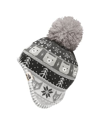 The North Face Infant Boys Nordic Pattern Knit Beanie
