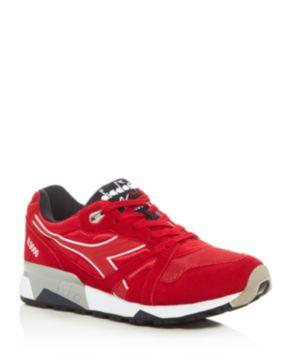 Diadora N9000 Nyl Ii Lace Up Sneakers