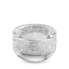 Swarovski Shimmer Tea Light Holder, Clear - Bloomingdale's Registry_0