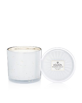 Voluspa - Bourbon Vanille 36-Ounce Grande Maison Candle