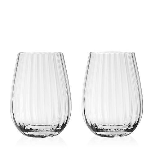 William Yeoward Crystal - Corinne Large Wine Tumblers, Set of 2