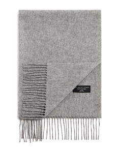 The Men's Store at Bloomingdale's Cashmere Solid Scarf _0